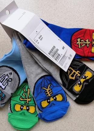 Носки lego ninjago3 фото
