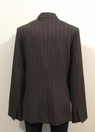 Стильный пиджак жакет от h&mразмер: 48-l2 фото