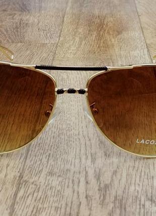 Lacoste очки капли унисекс солнцезащитные
