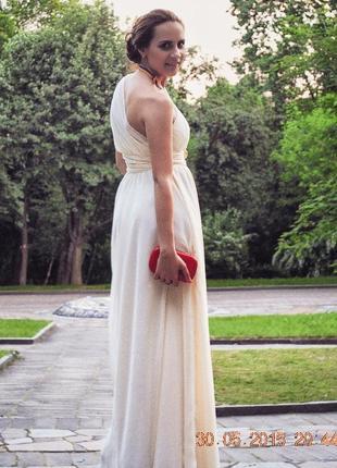Платье. платье на выпуск. платье на свадьбу.2 фото