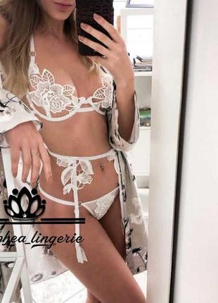 Женское нижнее белье,комплект белья, nimphea_lingerie