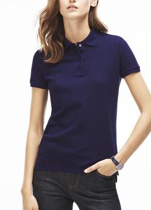Поло футболка тениска синяя 100% коттон испания размеры
