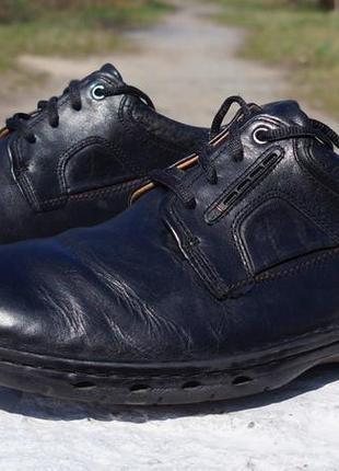 Чоловічі туфлі, броги, ботінки clarks unstructured