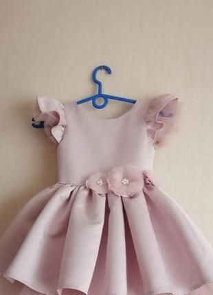 Нарядное выпускное платье!