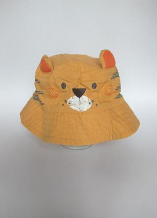 Панамка. летняя шапочка
