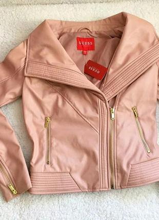Шикарная куртка guess оригинал