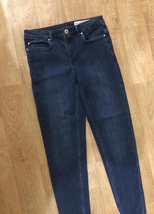Синие джинсы скинни skinny high esmara3 фото