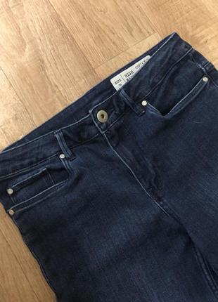 Синие джинсы скинни skinny high esmara4 фото