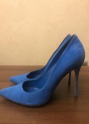 Туфли sergio rossi. оригинал