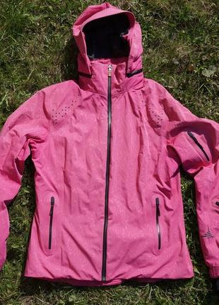 Жіноча лижня куртка бренду mountain force in motion, ultrasonic