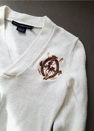 Ralp lauren свитер джемпер редкая модель винтажный