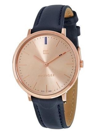 Tommy hilfigier женские классические часы, новые, оригинал