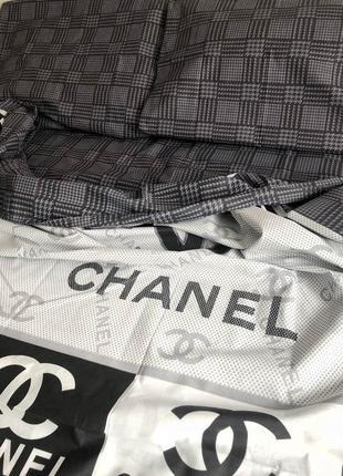 Комплект постельного белья из натурального хлопка2 фото