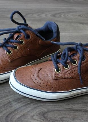 Туфли кеды next 13 размер