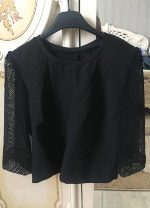 Кофта чорна жіноча