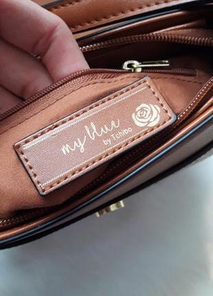 Фирменная сумка через плечо tchibo3 фото