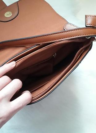 Фирменная сумка через плечо tchibo4 фото