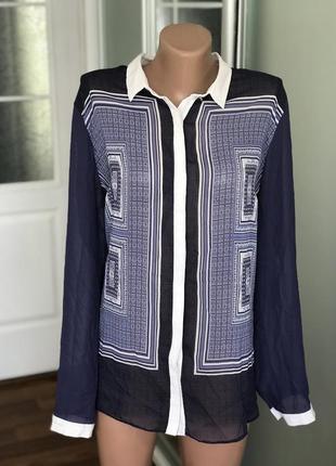 Невероятно стильная рубашка блузка