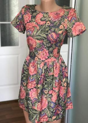 Платье гобелен стильное river island
