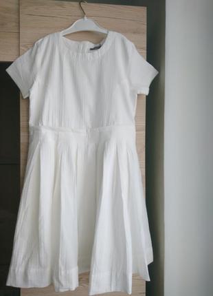 -50% только сегодня до 23.55 на все летние вещи  стильное белое платье canada house❤️