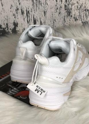 Nike m2k tekno white женские кроссовки наложенный платёж купить кросівки3 фото