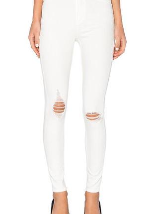 Білі  літні джинси cheap monday