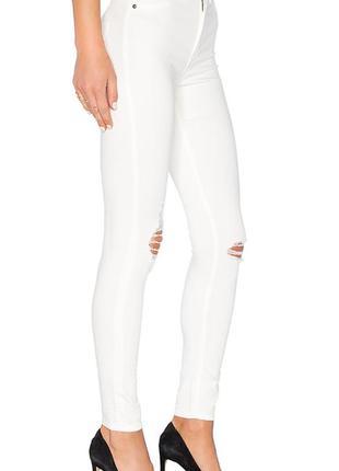 Білі  літні джинси cheap monday2 фото