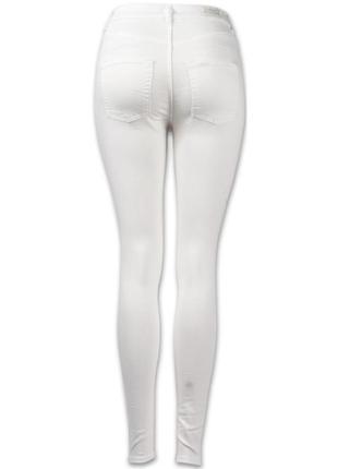 Білі  літні джинси cheap monday3 фото