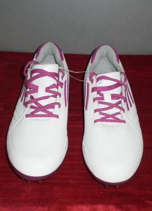Кроссовки для спорта adidas (адидас) adizero 38,5р. стелька 23,5см4 фото