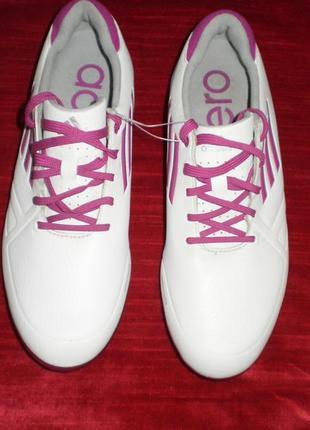 Кроссовки для спорта adidas (адидас) adizero 38,5р. стелька 23,5см3 фото