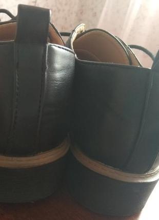 Женские туфли броги4 фото