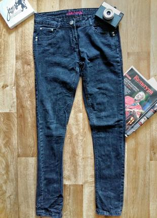 Джинсы denim co (skinny)