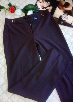 Классические прямые брюки