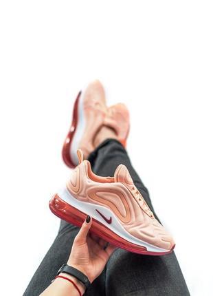 Шикарные женские кроссовки nike air max 7201 фото