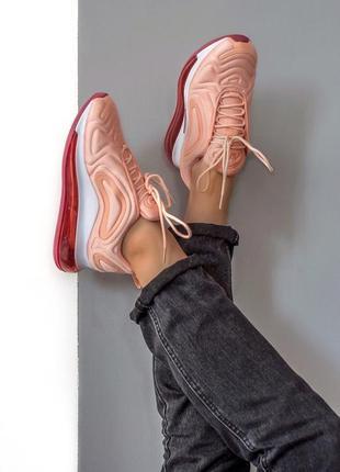 Шикарные женские кроссовки nike air max 7205 фото