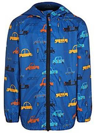 Куртка, ветровка на флисе george 4-5 лет/104-110 см