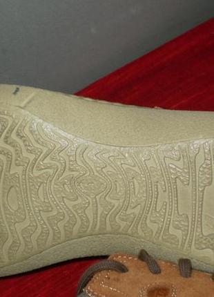 Кожаные мужские туфли columbia (коламбия) 47р. стелька 31см.8