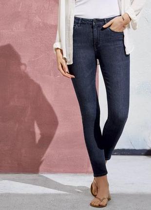 Стильные скинни фит, джинсы, от esmara.42евро