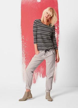 Шикарные женские брюки-чино р-р евро 42 от tchibo