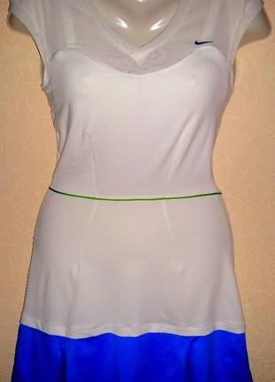 Эксклюзивное платье nike dri-fit sports dress.оригинал