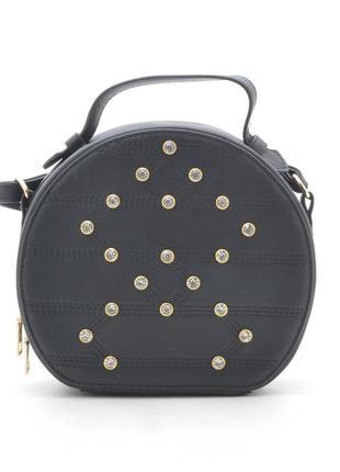 Клатч, сумка через плечо 499 черный