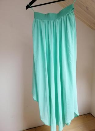 Стильная лёгкая юбка