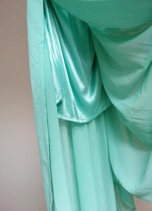 Стильная лёгкая юбка3 фото