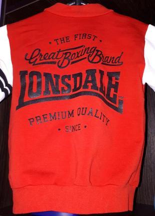 Модный спортивный костюм 'lonsdale'
