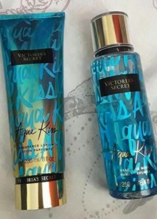 Освежающий наборчик aqua kiss victoria's secret