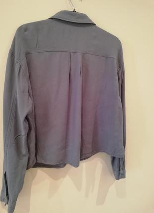Рубашка с вышивкой h&m4 фото