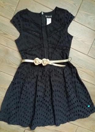 Платье guess  на 10-11лет  в отличном состоянии