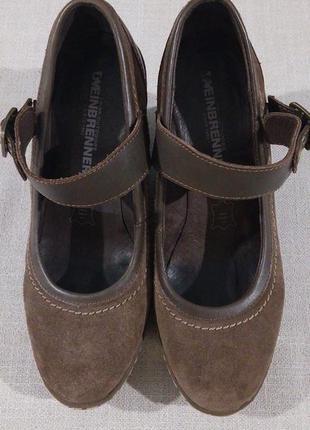 Гарні якісні шкіряні туфлі