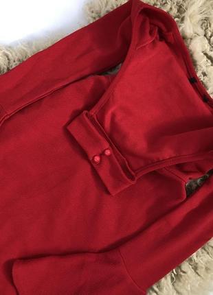 Распродажа! новогоднее платье c чокером и расклешенными рукавами!2 фото