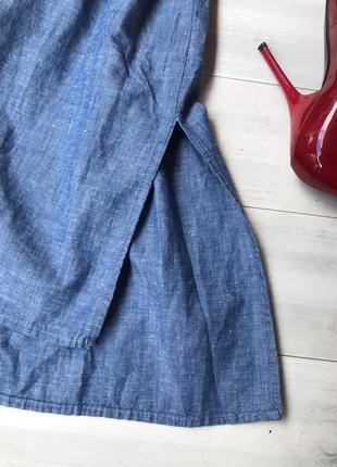 Стильное платье рубашка3 фото